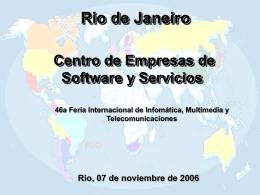 Celeiro de Empresas de Software y Servicios español