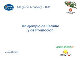 Diapositivo 1 - Associação Brasileira de Produtores de Maçã