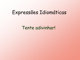 expressoes