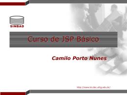 Curso de JSP Básico