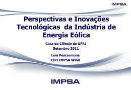 Perspectivas e Inovações Tecnológicas da Indústria - Nuca
