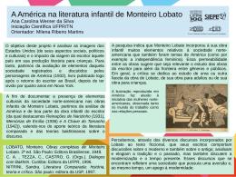 A América na literatura infantil de Monteiro Lobato Ana