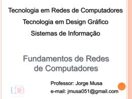 Topologias - Universidade Castelo Branco