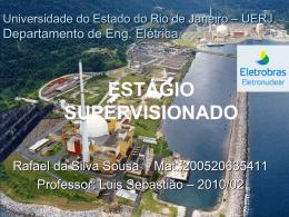 Apresentação Rafael da Silva Sousa