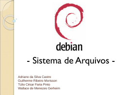 Debian - Permissões de Acesso