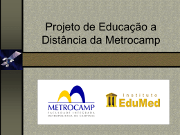 EADMetrocamp - Instituto Edumed