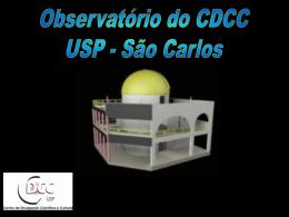 Radioastronomia - CDCC - Universidade de São Paulo