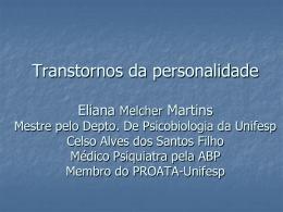 Psicofarmacologia e Transtornos mentais