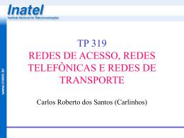 Rede Telefônica - cesarkallas.net