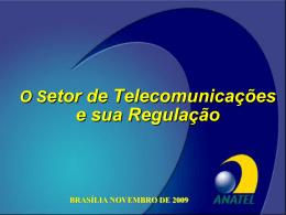 APRES SETOR DE TELECOM PARA