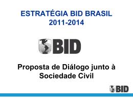 Estratégia do BID para o Setor Fiscal – 21-06 FC