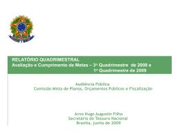 Metas Fiscais 2009
