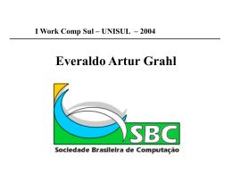workcomp2004 - Departamento de Sistemas e Computação