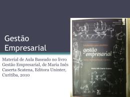 Gestão Empresarial - Cientifico / Uninter