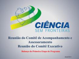 Apresentação CSF CAA ComEx abril 2015