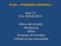 Aula 12 - Unicamp