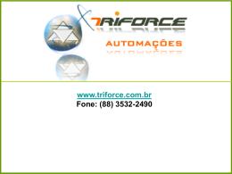Slide 1 - Triforce Automações