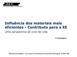 PP_Infl Materiais para EE (2008_Somague)
