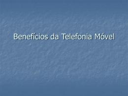 Benefícios da Telefo..