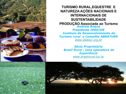 andreia roque arantes www.brasilrural.tur.br operadora