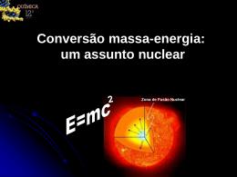 A estabilidade nuclear e o decaimento radioactivo