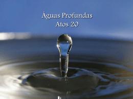 Águas Profundas