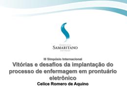Celice - apresentação ILS
