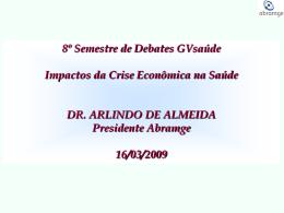 Slide 1 - GVsaúde
