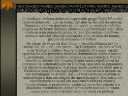 + Didática Libâneo