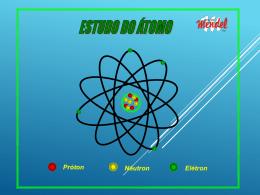 química - 1ª em - atomística