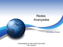 Slide 1 - Unisinos