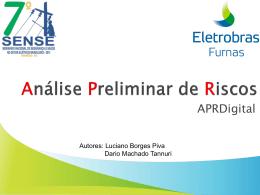 APR Digital – Análise Preliminar de Risco