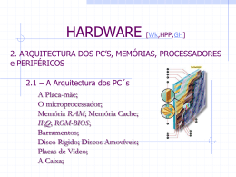Hardware - Hugo Rosado