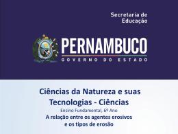 Ciências, 6º Ano do Ensino Fundamental