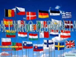 POLÍTICA - União Europeia