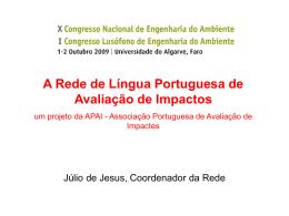 Rede de Língua Portuguesa de Avaliação