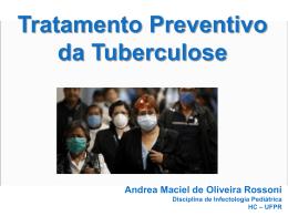 Tratamento Preventivo da Tuberculose