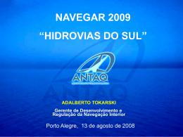 HIDROVIAS DO SUL