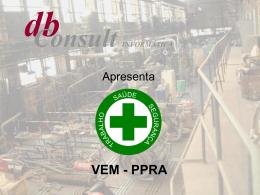 VEM-PPRA - DBConsult