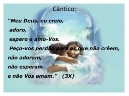 Adoração a Jesus Sacramentado (Quaresma)
