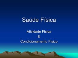 Saúde Física - Universidade Castelo Branco
