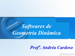 Softwares educacionais - Unifal-MG
