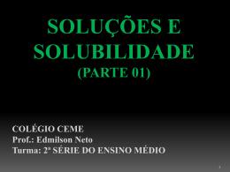SOLUÇÕES - Website Colégio Ceme