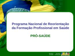 Pro-Saude..
