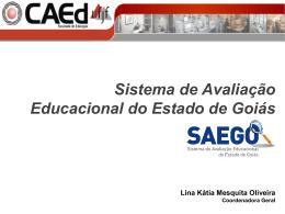 AVALIAÇÃO EXTERNA – Lina Katia