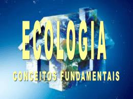 ECOLOGIA - Curso e Colégio Acesso