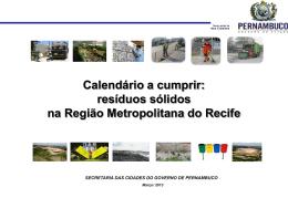 Sistema Metropolitano de Resíduos Sólidos