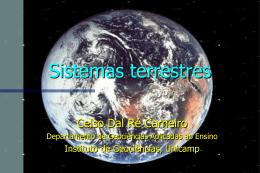 Sistemas terrestres, abertos e fechados - Geo