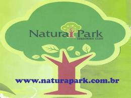 Regulamento - Natura Park