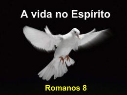 A vida no Espírito